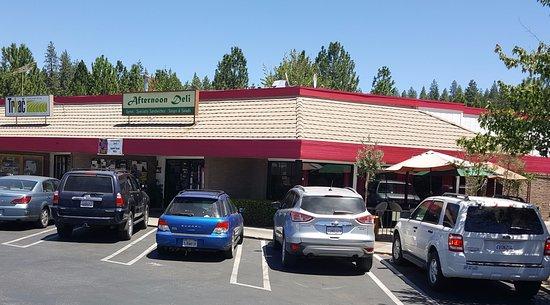 Grass Valley, كاليفورنيا: Afternoon Deli in Grass Valley