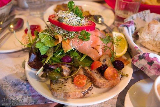 Sassafras, Australien: Excellent food!