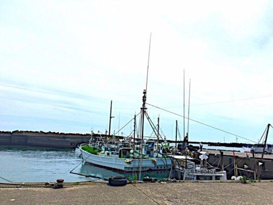 Choshi Fishing Port