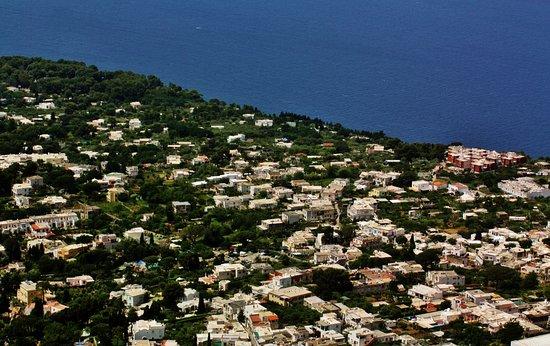 Anacapri from Mount Solaro