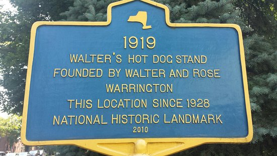 Mamaroneck, État de New York : Walter's