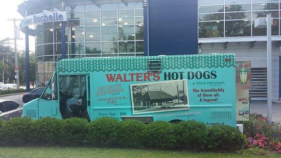 Mamaroneck, نيويورك: Walter's