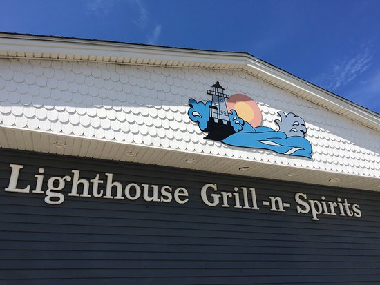 Nice place for lunch in Olcott, NY.