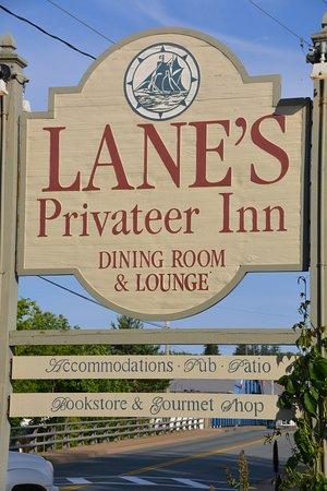 Liverpool, Canada: Lane's Privateer