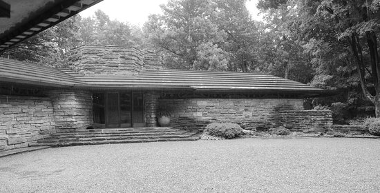 Addison, Pensylwania: Kentuck Knob House by Frank Lloyd Wright