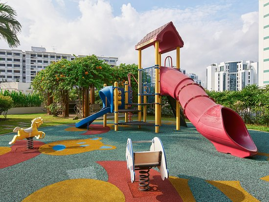 Village Residence Hougang by Far East Hospitality: Village Residence Hougang - Playground