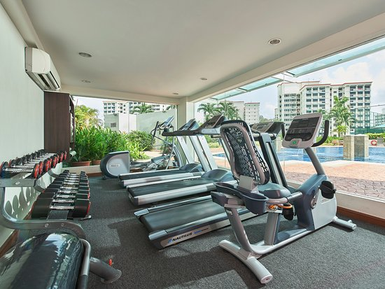 Village Residence Hougang by Far East Hospitality: Village Residence Hougang - Gym