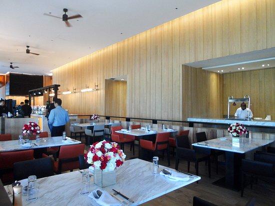 Clark Freeport Zone, Philippines : Toscana Dining