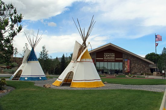 Buffalo Bill Center of the West: Museum with Tepees