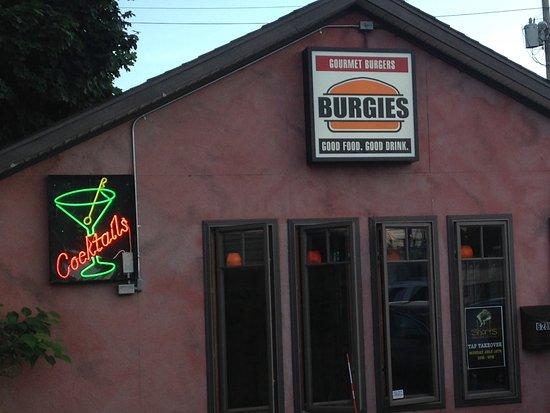 Alpena, MI: Here's Burgies
