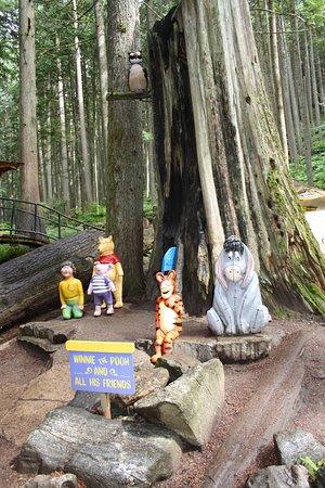 Ρεβελστόουκ, Καναδάς: Winnie the Pooh