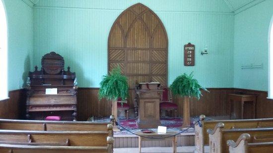 Keene, Canadá: Inside the Methodist Church