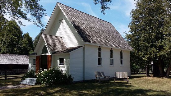 Keene, Kanada: Glen Alda Methodist Church