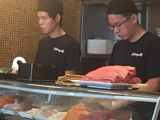 Smithtown, Νέα Υόρκη: Fresh Sushi, great lunches