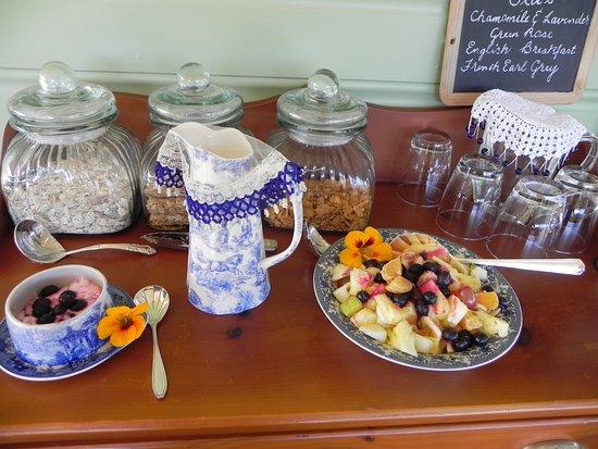 Flaxton, Австралия: Breakfast