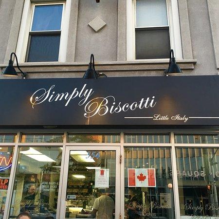 Simply Biscotti Photo