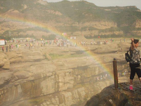 Ji County, China: Another rainbow