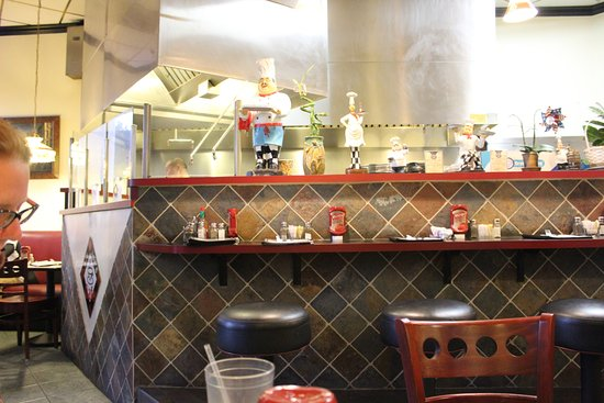 Big Joe's Cafe in Burlingame, Ca.