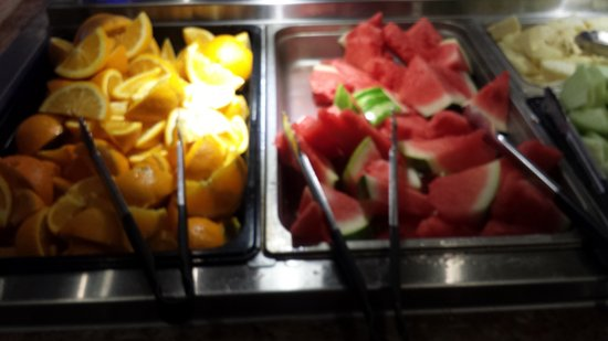 Towson, MD: Fresh fruit