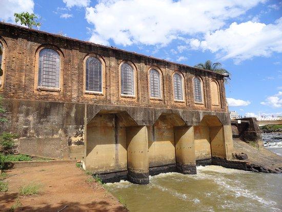 Cachoeira de Emas, SP: Museu