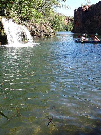 Boodjamulla National Park, Αυστραλία: Lower Lawn Hill Creek