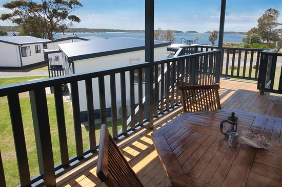 Greenwell Point, Australia: Waterview Two Bedroom Cabin