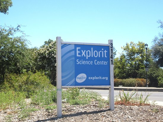 Explorit Science Center, Davis, Ca