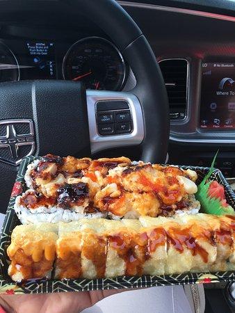 Ronin Sushi Bar Modern Asian