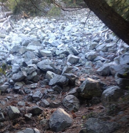 Mount Baldy, CA: Icehouse Trail - # M