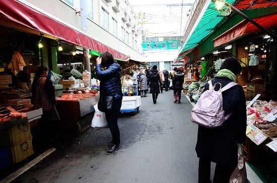 Sendai Asaichi : 仙台朝市