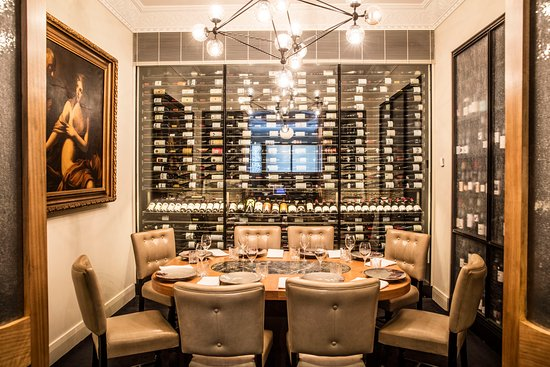 Grossi Florentino Private Dining Room
