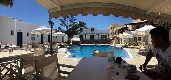 Hotel Mathios Village: summer 2016