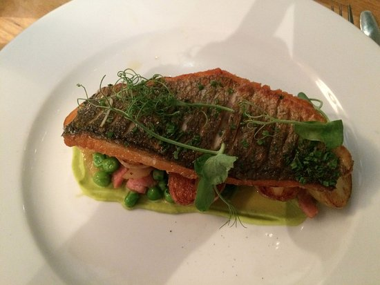 Whitstable, UK: Bream