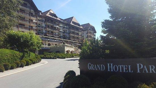 Grand Hotel Park: 20160716_104853_large.jpg
