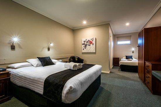 Ace Motor Inn: Standard deluxe room