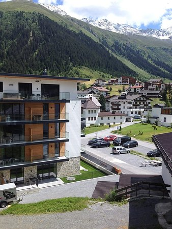 Galtür, Austria: Perfect location - quiet but central