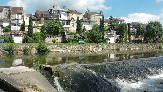 Coutras en Gironde