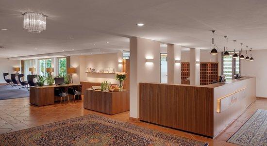 Thermenhotel Stoiser: Hotellobby