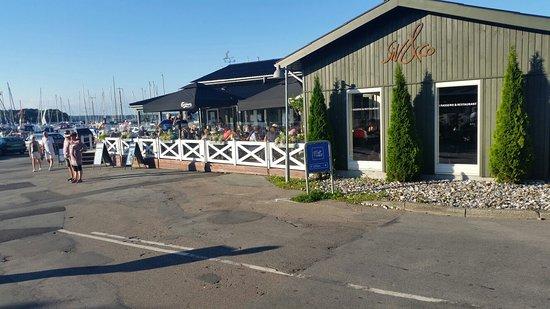 Praestoe, Dinamarca: SiV&CO Brasserie & Restaurant