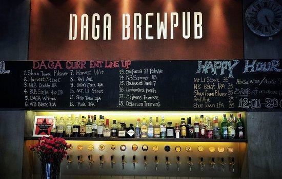 DAGA Brewpub (Fuxing West Road)