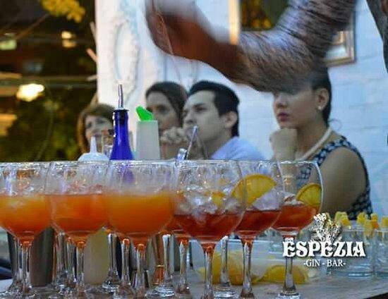 Espezia Gin-Bar