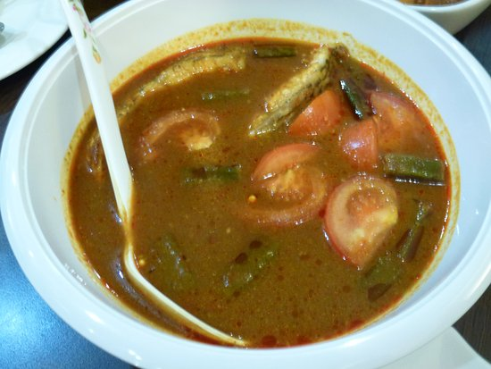 Ikan gerang asam picture of amy heritage nyonya cuisine for Amy heritage nyonya cuisine