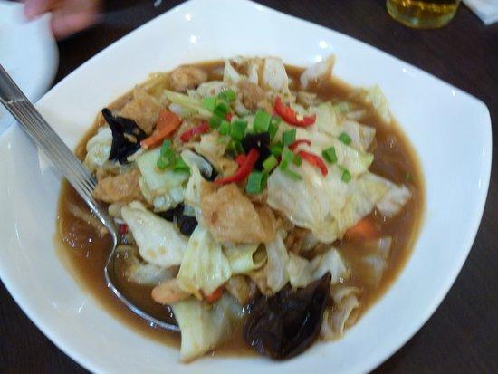 Chap chye picture of amy heritage nyonya cuisine melaka for Amy heritage nyonya cuisine