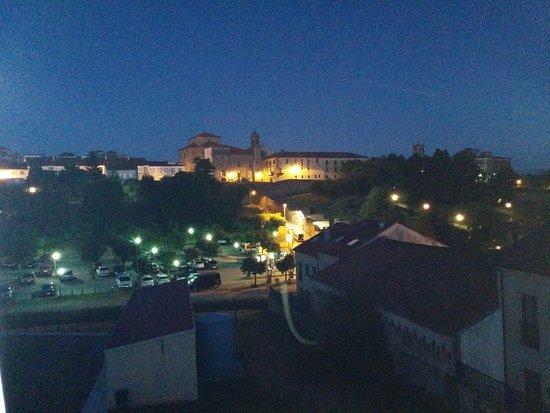 Hotel Mirador de Belvis: Vista desde la habitación