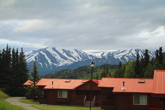 Kenai Princess Wilderness Lodge: The cabins