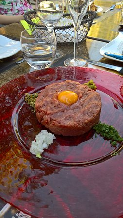 Лиму, Франция: Steak Tartare