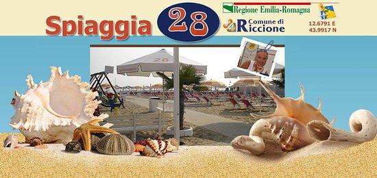 Spiaggia 28 Riccione