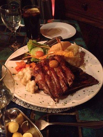 """Alo Alo"" Restaurant: Pork Ribs"