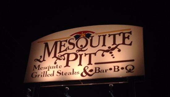 Mineral Wells, TX : Fine Mesquite Bar-B-Que