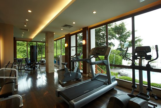 Laem Set, Thailand: GYM